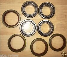 2 x LADA NIVA 4WD 4x4 FRONT WHEEL BEARING KIT SET. COMPLETE FOR BOTH FRONT SIDES