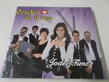 38128 - OESCH'S DIE DRITTEN - JODEL-TIME - TYROLIS CD ALBUM 9003549756958 - NEU!