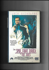 "VHS ""The Two Jakes Chinatown 2"" (1990) Jack Nicholson (Keine DVD)"