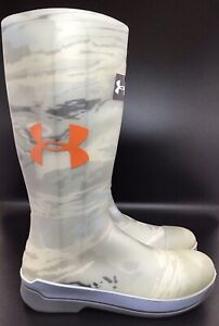 Under Armour HARDTACK RUBBER BOOTS  WATERPROOF HUNTING Size 9