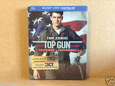 Top Gun - 30th Anniversary Limited Edition Steelbook (Blu-ray) *BRAND NEW*