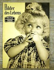 ZEISS IKON Katalog BILDER DES LEBENS von 1937 Ikoflex Ikonta Nettel Contax X6068