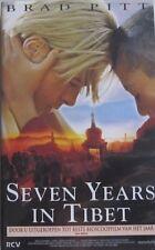 SEVEN YEARS IN TIBET  - VHS