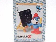 SCHLEICH 40224-GERMANY-G. PUFFO INSEGNANTE-SCHLUMPFE-PITUFOS-PUFFI-SMURFS-NUOVO