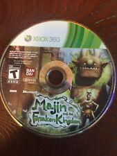 Xbox 360 Game - Majin and the Forsaken Kingdom