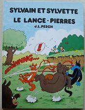 Sylvain et Sylvette Le Lance Pierre & Le Banquet des Compères PESCH Fra Loisirs