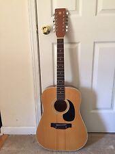 Vintage Kingston 12 String Guitar (Made In Korea ) Without Case