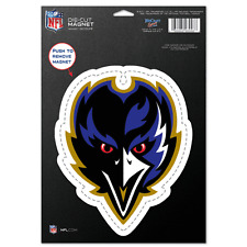 Baltimore Ravens Logo Magnet Bird