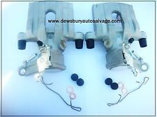 VAUXHALL VECTRA REAR BRAKE CALIPER (SET) RIGHT & LEFT HAND R/H L/H OS NS  02>09