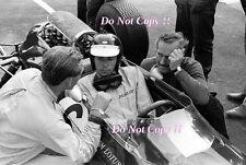 Jim Clark Lotus 33 Winner Dutch Grand Prix 1965 Photograph 17