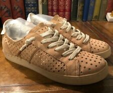 Dolce Vita Womens Suede Fashion Sneakers Shoes 8.5