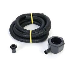 Ward Strata Rain Water Divert Diverter Overflow Butt Downpipe 3m Extension Kit
