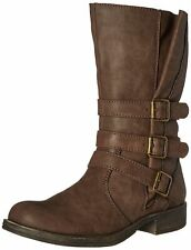 Sugar Women's Ruler Ankle Bootie size 6 Brown