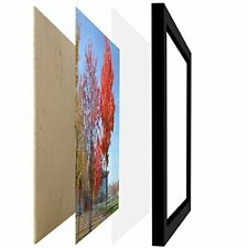 New Listing11 By 17 Inch Picture Frame Without Mat To Display 11x17 Wall Mounting Frames
