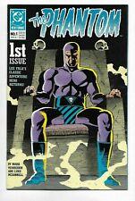 THE PHANTOM #1 DC COMICS 1989 VF/NM