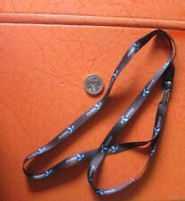 Black Lanyard Telenor Neck Strap