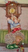 Compañeros País Reloj de Péndulo Cross Stitch Kit por DMC K2813