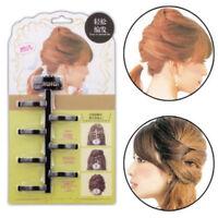French Hair Styling Braiding Tool Magic Twist Plait Braid Clip Bun Maker Roller