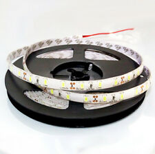 5m 5630 300 SMD 12v LED Strip Lamp Flexible Adhesive No-waterproo Daylight White