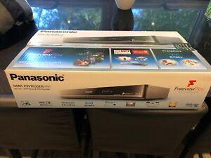 Panasonic DMR-PWT655EB Blu-ray/DVD & FreeviewPlay HDD Recorder
