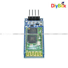 Wireless Serial Bluetooth RF Transceiver Module 4 Pin HC-06 RS232 With backplane