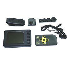 1080P HD Hidden Body Worn Button Camera DVR Spy System