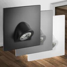LED Wandeinbaustrahler Einbauleuchte Downlight Treppenlicht Stufenlicht 12V/230V