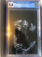 Amazing Spider-Man: Venom Inc Omega #1 - CGC 9.8 - Dell'Otto Virgin Cover