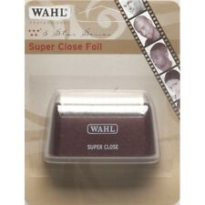 WAHL 7031-400 FIVE STAR SHAVER FOIL REPLACEMENT - SUPER CLOSE (SILVER)