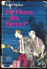 Michal, Karel, Die Uhren des Herrn P., Spannend erzählt Bd. 59, 1966