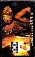 Camron Confessions Of Fire 1998 Cassette Tape Album Rap Hiphop Cam'Ron