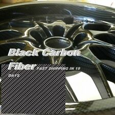 Black Carbon Fiber Hydrographics Film Water Transfer Printing 39x19 Orignal Pv
