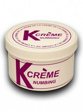 K CREME NUMBING Hand/Fist/Toy Lubricant Fisting Lube Anal 400ml NEW !!!