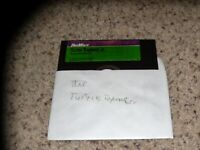 """Turtle Toyland Jr. Commodore 64 C64 game on 5.25"""" disk"""