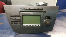 2007 SEAT LEON 2.0 TDI BKD DIESEL RADIO CD MP3 PLAYER 1P2035186A GENUINE STEREO