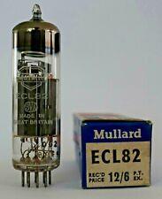 Mullard Kradlepak ECL82 Valve/Tube New Old Stock - 1 Piece D (V12)