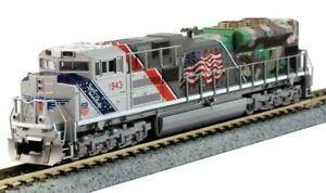 N Kato 1761943LS UNION PACIFIC EMD SD70ACe Locomotive #1943 DCC & Sound NIB