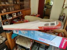 GRAUPNER TAXI 2400 94inch Span RC MODEL AEROPLANE UNSTARTED PROJECT IN BOX ARF