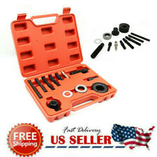 Automotive Pully Puller Remover Installer Power Steering Pump Alternator Pulley