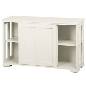 Sideboard Buffet Server Storage Cabinet Kitchen Cupboard TV Side Table, Used