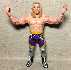 ECW OSFTM CHAMPION CLASHERS SERIES 4 JERRY LYNN WRESTLING FIGURE WWE