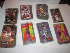 (85) 1993-1994 FLEER NBA BASKETBALL CARDS IN SLEEVES - ALL THE GREATS -TUB BN-20