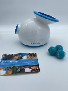 iFetch Ball launcher for small dogs BALLS INCLUDED