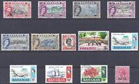 Bahamas British Colony - Bahamas Colonia Britannica - Lot of 13
