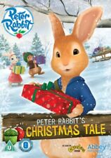 Peter Rabbit Christmas Tale Rabbit's Region 4 DVD New