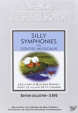 "DVD ""Silly symphonies - les contes musicaux"" DISNEY    NEUF SOUS BLISTER"