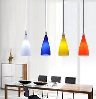Modern LBL Lighting Drop Line-Voltage Pendant Light Glass Lamp Fixture Lighting