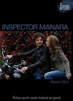 Inspector Manara: Season 1 [New DVD] Boxed Set, Subtitled, Widescreen