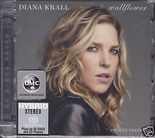 Diana Krall Wallflower Deluxe Edition Japan Stereo Hybrid DSD SACD Audiophile CD