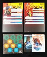 Rules Cards Tokens Shuri Okoye Expansion Marvel Crisis Protocol